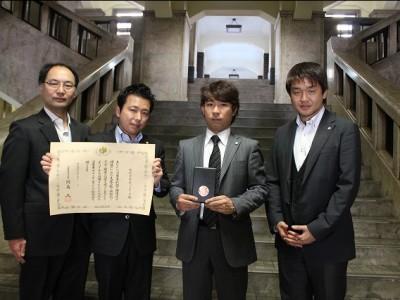 消費者庁 平成25年度「ベスト消費者サポーター章」受賞!